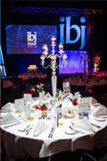 Table at the IBJ Awards