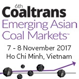 Coaltrans 6th Coaltrans Emerging Asian Coal Markets