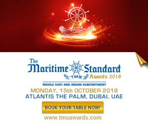 The Maritime Standards Awards 2018
