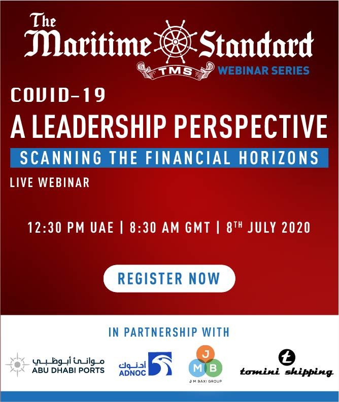 TMS Webinar Series COVID-19: A Leadership Perspective - 'Scanning the Financial Horizons'