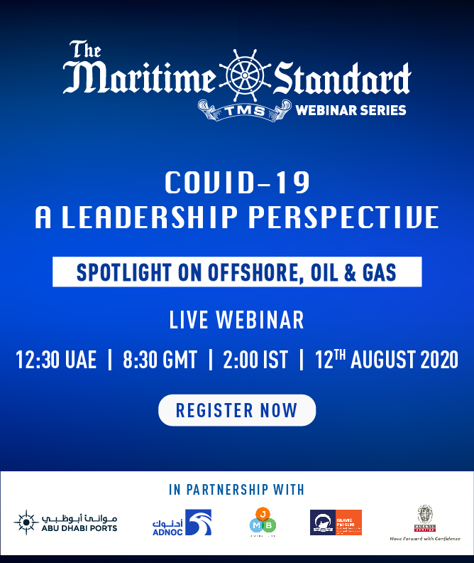 TMS Webinar Series COVID-19: A Leadership Perspective - Spotlight on Offshore, Oil & Gas