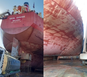 90 months of hull protection from Nippon Paint