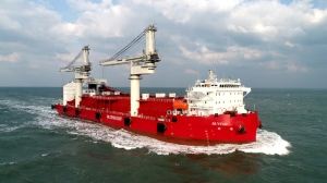 ABB Azipod debuts in Oldendorff bulk ship delivery