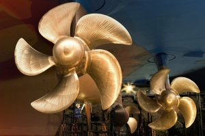 ABB Azipod electric propulsion marks 30 years