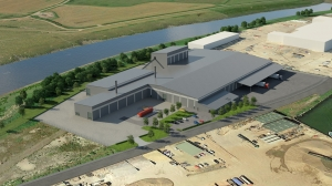 ABP Newport's port-centric manufacturing facility