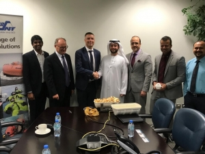 ADNOC selects VIKING for safety