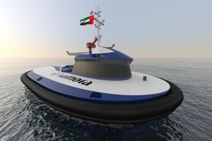 ADP collaboration for autonomous tugs
