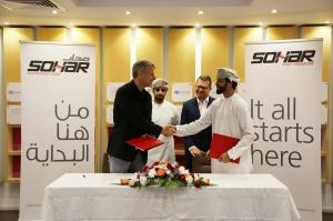 Albwardy Damen opens in Sohar