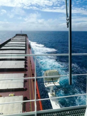 Algoma to build new Equinox self-unloading vessel