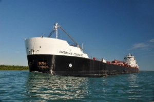 AMS bulker largest ship to perform automated docking