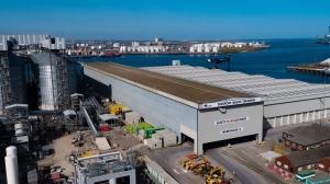 Another major deal for Teesport Bulks Terminal