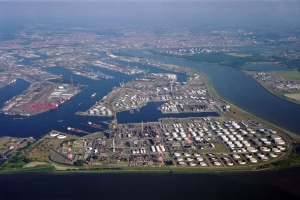 Antwerp bulk throughput decreases