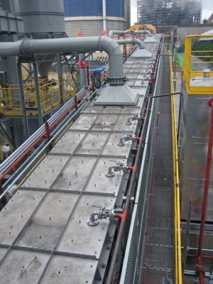 Aumund supplies US iron plant