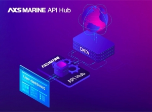 AXSMarine API Hub revealed