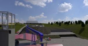 Bedeschi pipe conveyor for Portuguese cement plant