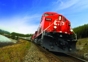 Best-ever grain month for Canadian Pacific