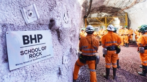 BHP Australian apprenticeship pledge
