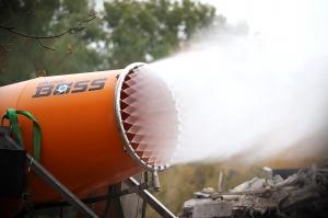 BossTek increases dust control versatility