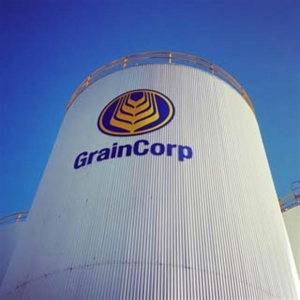 Bumper crop breaks GrainCorp records