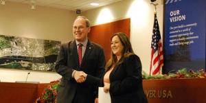 Burkman new Vancouver USA Port Commissioner