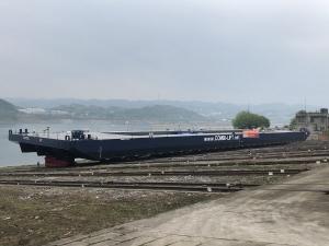 Combi Lift returns to Damen for new mega-barge