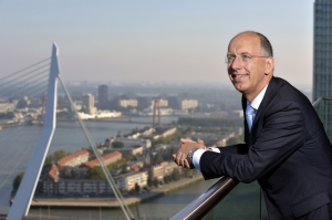 COO Paul to leave Rotterdam Port