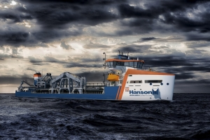Damen and Hanson sign contract