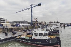Damen festival showcases workboats