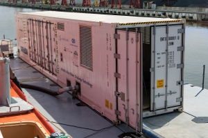 Damen InvaSave BWTS goes on tour
