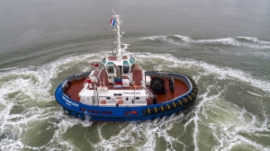 Damen tugs to assist grain exports from Rouen