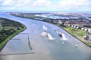 Deepening of Rotterdam waterway complete