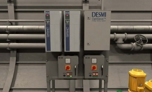 DESMI offers power management for energy compliance