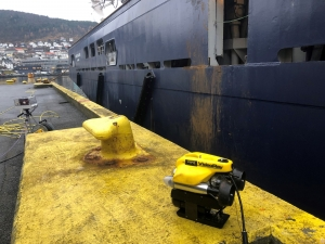 DNV GL's ROV world first