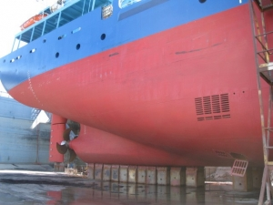 Ecospeed keeps VG carrier in top condition despite severe ice
