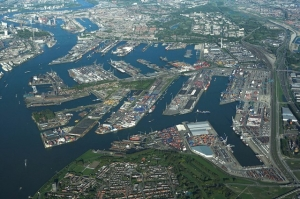 €25m EU funding for green port project