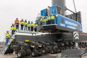 Euroports Germany opts for Liebherr