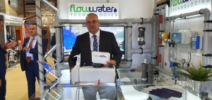 Flow Water to reduce plastics at sea