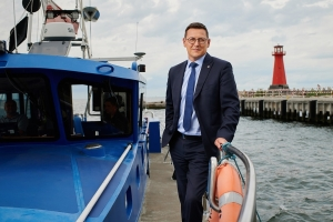 Gdansk becomes third-busiest Baltic port
