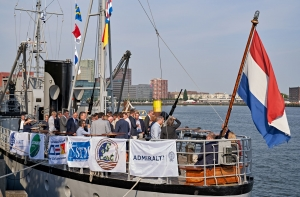 Global exchange of standard nautical information a step closer