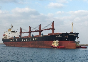 Great Eastern installs ABB Tekomar XPERT on bulkers