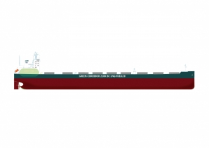 Green Corridor's innovative bulk carrier designs