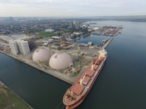 Hamilton Port designated FTZ