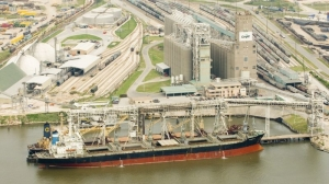 Houston number one tonnage port in USA