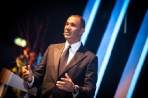 IBJ Awards 2014 - Gullit plays to sell-out crowd