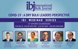 IBJ Webinar to launch on 16 September