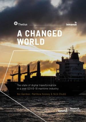 Inmarsat highlight acceleration in maritime digitalisation