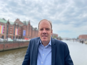 IOMSR appoints Germany representative