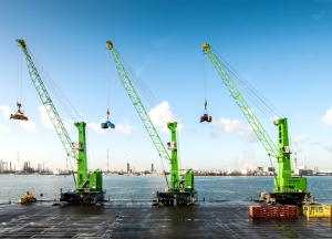 Konecranes and Cargotec to merge