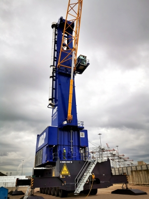 Konecranes expands in Southampton