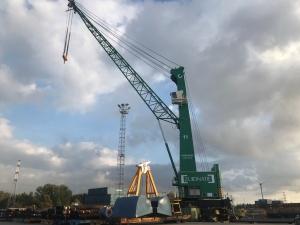 Konecranes Gottwald MHCs for Antwerp